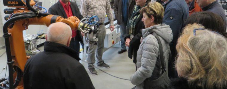 TCW begeistert Besucher aus Harburg