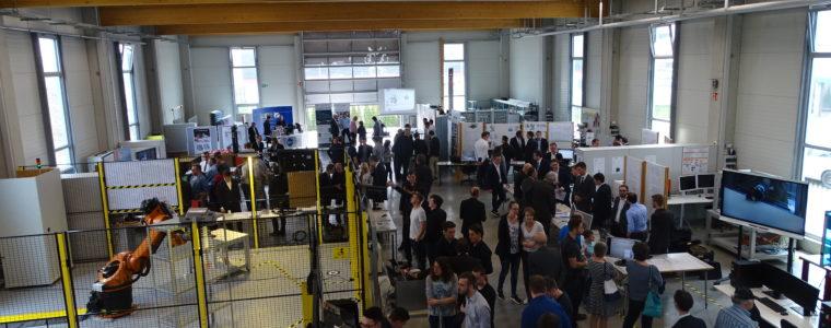 """Erfolgreicher """"Tag der offenen Tür"""" am Technologie Centrum Westbayern"""