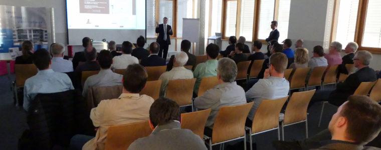 Auf dem Weg zur digitalen Fabrik: Johann Hofmann begeistert mit praxisnahem Vortrag