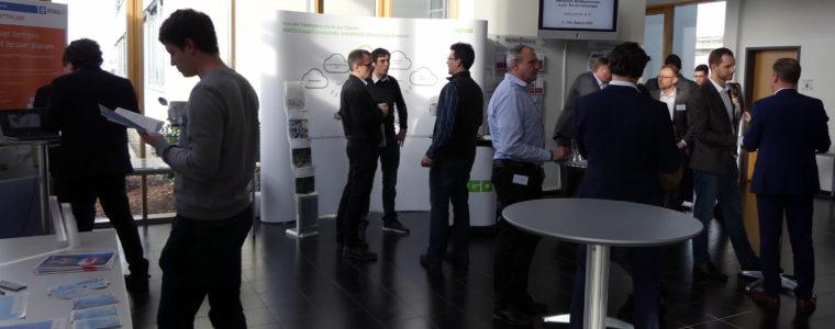 """Erfolgreiche Tagung zu """"Industrie 4.0"""" am Technologie Centrum Westbayern"""