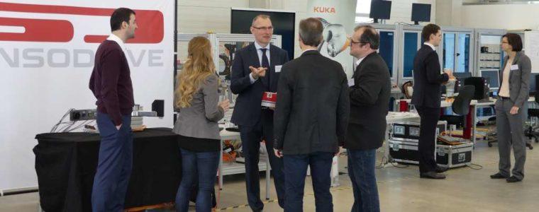 Erfolgreiches Forum: Roboterinnovationen am Technologie Centrum Westbayern