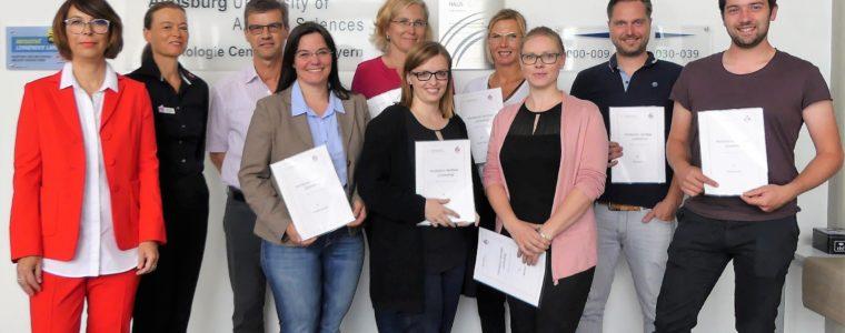 Erfolgreicher Abschluss: Zertifikatskurs Controlling
