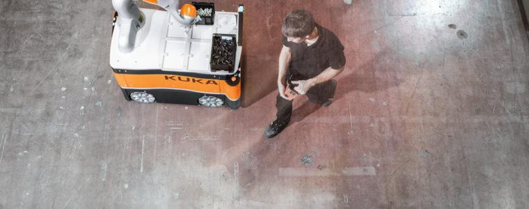 Jetzt noch schnell anmelden! Technikforum: Autonome Systeme und mobile Robotik in der Produktion am 20.11.18