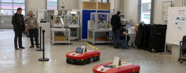 Erfolgreiches Technikforum zu mobiler Robotik